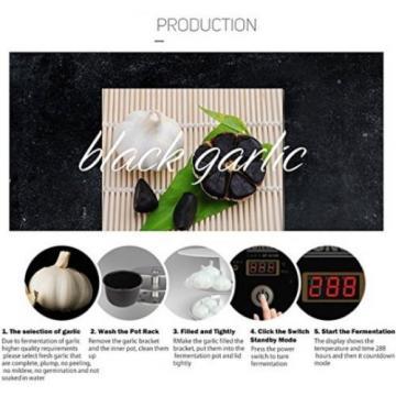 Professional Black Garlic Fermenter Make Black Garlic By Self