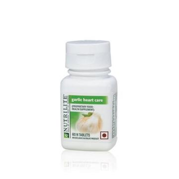 Amway NUTRILITE Garlic Heart Care Heart care health blood circulation 60N tab