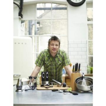 Jamie Oliver Garlic Press Slice Dishwasher Crusher 'N' Slicer Squeezer Presser