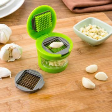 Hot Garlic Press Chopper Hand Press Garlic Grinder Practical Home Kitchen Tool