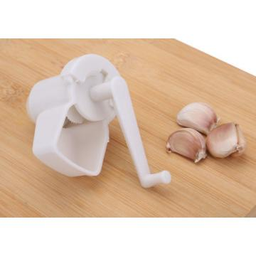 Plastic Garlic Ginger Shredder Grinder Crusher Press Mashed Cutter Kitchen