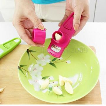 Garlic Ginger Grinding Grater Crusher Peeler Slicer Cutter Squeezer Kitchen Tool