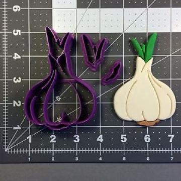 Garlic 101 Cookie Cutter Set