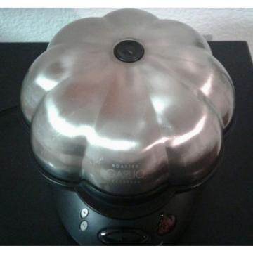 TODCO GR 301-SS Stainless Steel Roasted Garlic Express