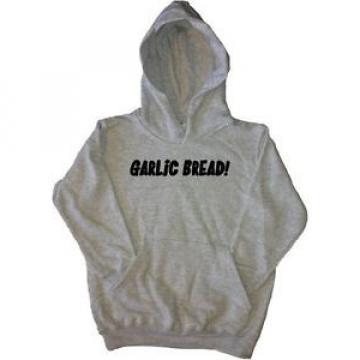 Garlic Bread Kids Hoodie Sweatshirt