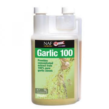 NEW NAF Garlic 100 - Infused Liquid Garlic - Garlic Granule Alternative FREE P&P