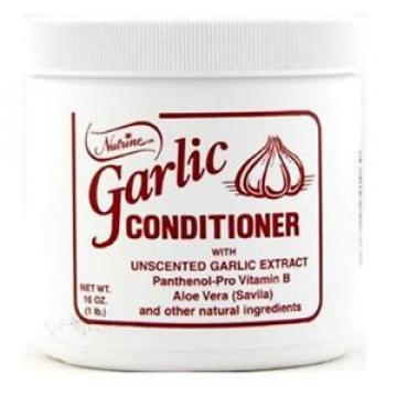 Nutrine Garlic Conditioner Jar, 16 oz (Pack of 6)
