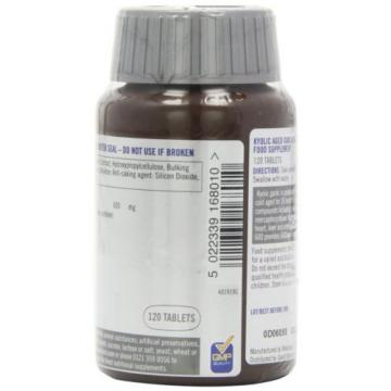 Quest Kyolic Garlic 600mg - 120 Tablets 1