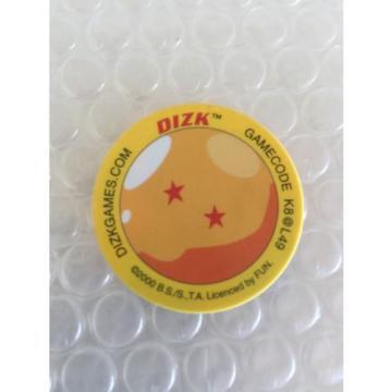 Dragon ball Z Fluro Dizk Tazo 30 Garlic Jr 1400 2 Star Rare VGC