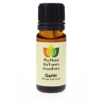 100% Pure Garlic Essential Oil - Multi Size, FREE P&P (Natural Aromatherapy)