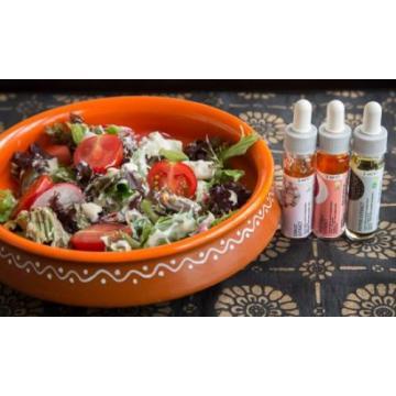 holy lama Naturals Knoblauch Extrakt Gewürz Tropfen 5Ml GARLIC Spice Drops