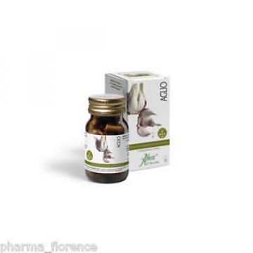 Aboca AGLIO Integratore Alimentare Monoconcentrato 50 opc 100% Naturale Garlic