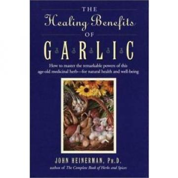 Healing Benefits of Garlic  (ExLib)