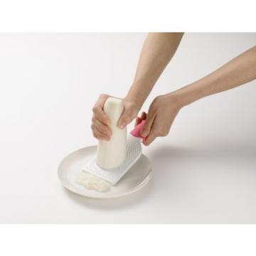 Kyocera Japan Ceramic GRATER white Sharp wasabi garlic ginger sushi CG-18