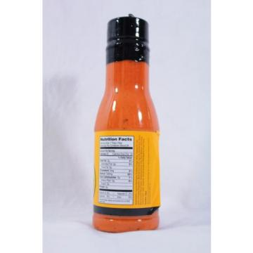 Buffalo Wild Wings Sauce - Spicy Garlic 12 Oz Bottle