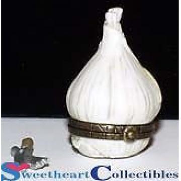 Garlic With Silverware PHB Hinge Box