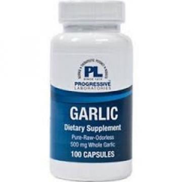 Progressive Labs Garlic 100 caps