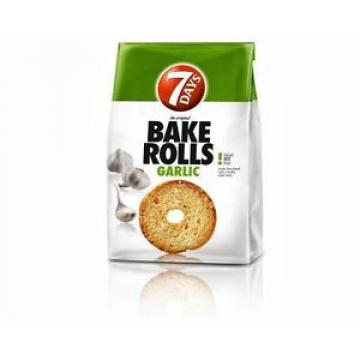 7 DAYS BAKE ROLLS BREAD SNACKS GARLIC