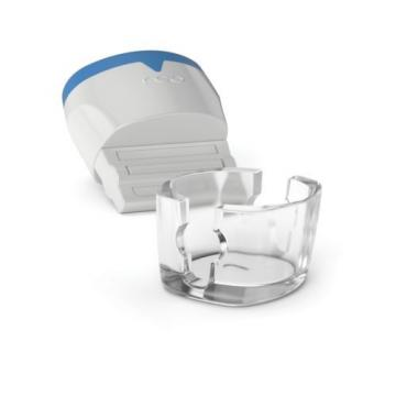 KITCHENCRAFT REO Garlic Shredder/Chopper. Place clove in & turn - Easy to use
