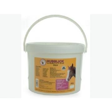 HUBBLICK FOR HORSES CALM, GARLIC, MINT, RESPIRATORY & HOOF & HIDE LOW IN SUGAR