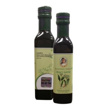 2x250 ML Bear's Garlic Organic Extract European Native -Maria Treben's Authentic