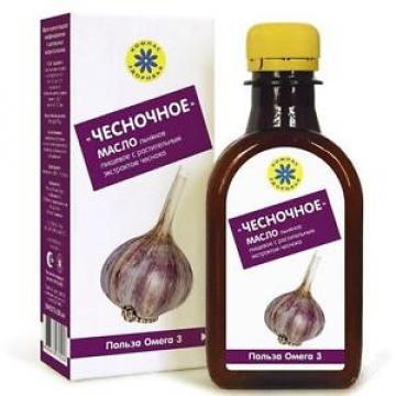 """Oil """"garlic"""", food, 200 ml"""