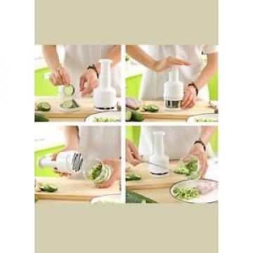 Vegetable Multi Chopper Onion Garlic Cutter Slicer Peeler Dicer Kitchen Utensil