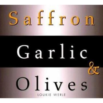 Saffron, Garlic & Olives