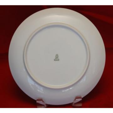 "H&C HEINRICH Selb Porcelain Vegetable Series Garlic Plate_Signed_7 5/8""_Rare"