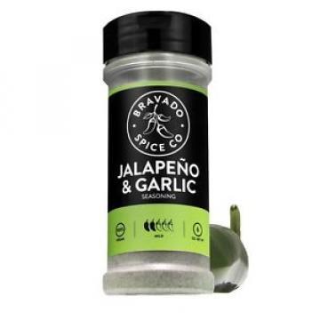 Bravado Jalapeno and Garlic Seasoning