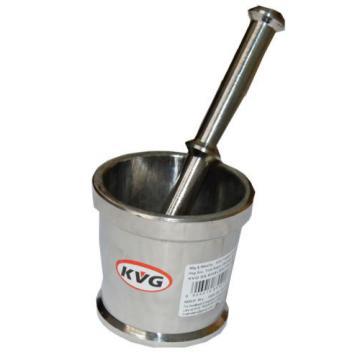 Stainless Steel Mortar & Pestles Set Kitchen Garlic Herbs Pugging Pot Imam Dasta