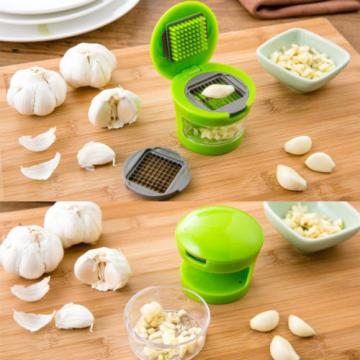 Mini Garlic Chopper Presser Crusher Mincer Garlic Slicer Ktichen Tool