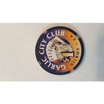 $1 Garlic City Club, Gilroy, CA