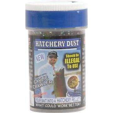 Lip Ripperz Garlic Crawler Hatchery Dust 1 Ounce - For Best Results, Apply Often