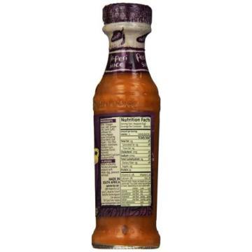 Nando's Garlic Peri Peri Sauce, 4.7 Ounce Pack of 4
