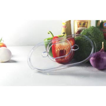 Double Shredder Beans Onion Garlic Food Chopper Cutter Slicer Peeler Dicer Fruit