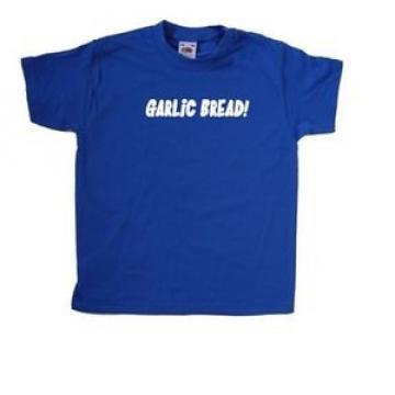 Garlic Bread Peter Kay Kids T-Shirt