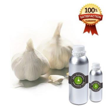 GARLIC OIL - UNDILUTED - 100% PURE NATURAL ESSENTIAL OIL 6 ML TO 125 ML