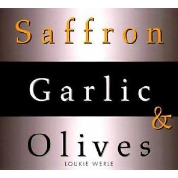 Saffron, Garlic & Olives