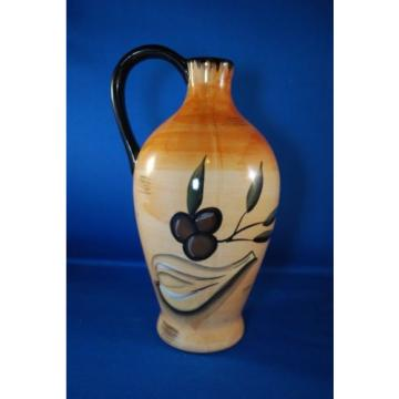 ALCO INDUSTRIES Pitcher with Olive / Wine / Garlic design