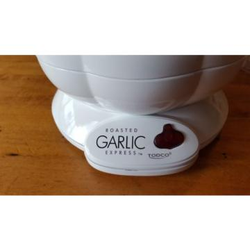 Todco Roasted Garlic Express Model White GR300/301
