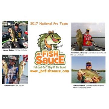 JB's Fish Sauce Fish Attractant - Garlic Paste - All Species - CATCH MORE FISH!