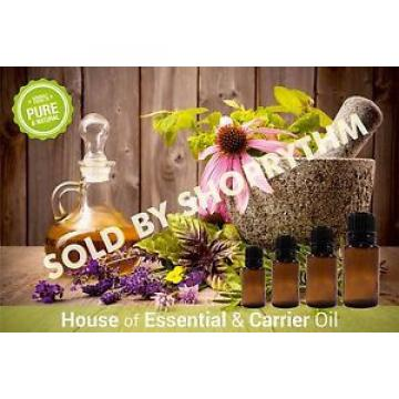 100% Pure & Natural Essential & Carrier oils : Free shipping worldwide