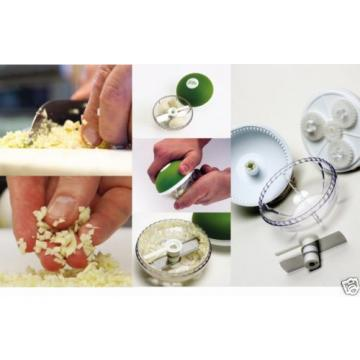 Joie MSC Garlic Chopper Herbs Nuts Fruits Crusher Cutter Knife Slicer Masher