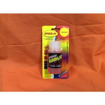 SPIKE-IT Garlic Dip-N-Glo Lure Dye #03005 Orange
