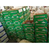 Wholesale Chinese Garlic Normal White 5.0cm Natural Garlic Packed in Carton Box