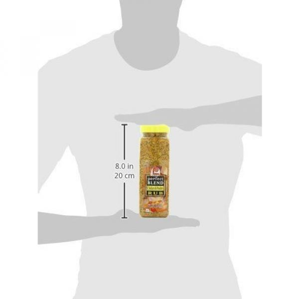 Lawrys Perfect Blend Chicken Rub, 24.5 Ounce chicken poultry flavors seasonings #3 image