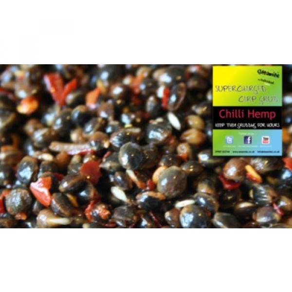 Garlic Hemp paste oily Carp Course Baits  Fishing Bait!)} #5 image