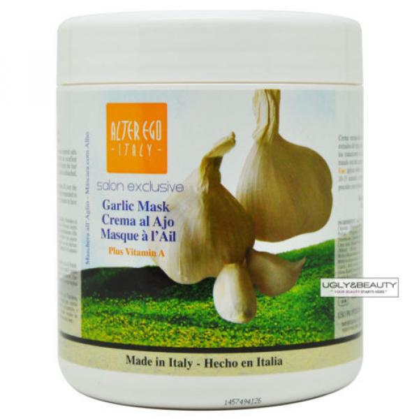 Alter Ego Garlic Mask Plus Vitamin A 1000 mL / 33.8 Fl. Oz. Hot Oil Treatment #1 image