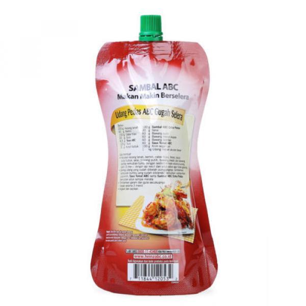 ABC Sambal Asli Extra Spicy Sweet Garlic Chili Sauce Perfect For Dipping 380ml #2 image
